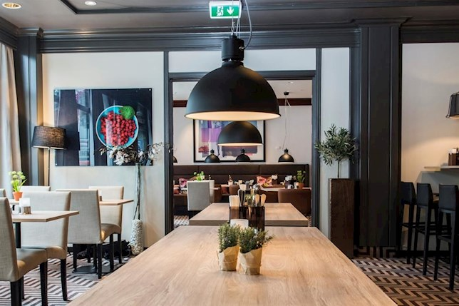 Hotell - Kristiansand - Best Western Plus Hotel Norge