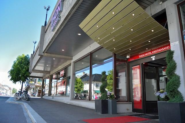 Hotell - Kristiansand - Thon Hotel Kristiansand