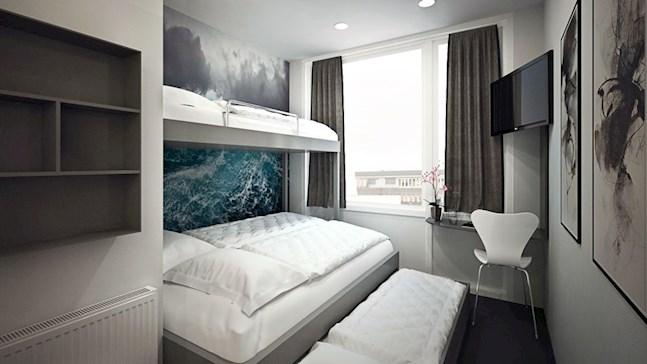 Hotell - Kristiansand - Yess! Hotel