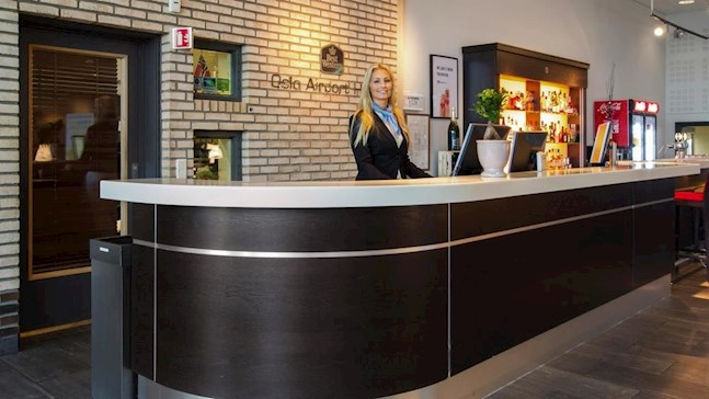 Hotell - Oslo - Best Western Oslo Airport Hotell