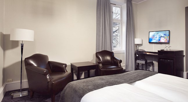 Hotell - Oslo - Clarion Collection Hotel Gabelshus