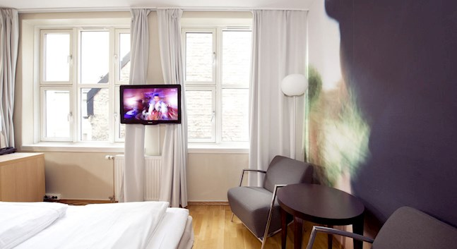 Hotell - Oslo - Clarion Collection Hotel Savoy