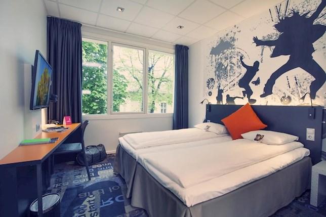 Hotell - Oslo - Comfort Hotel Børsparken