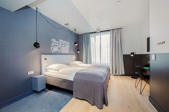 Hotell - Oslo - Comfort Hotel Karl Johan