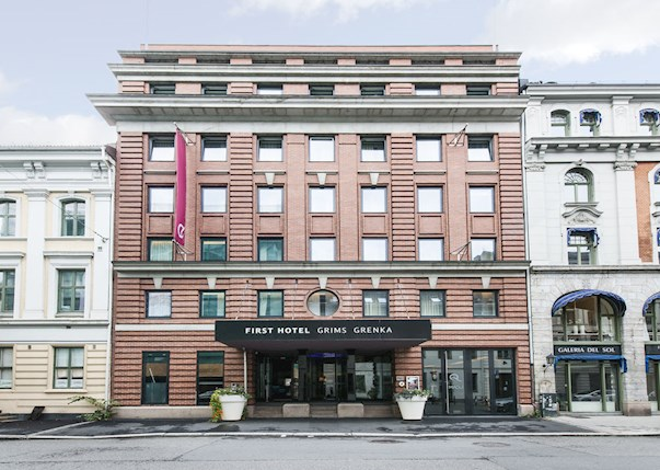 Hotell - Oslo - First Hotel Grims Grenka