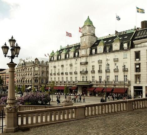 Hotell - Oslo - Grand Hotel Oslo