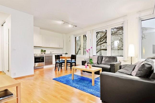 Hotell - Oslo - Oslo Apartments - Lille Bislett