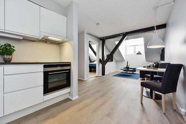 Hotell - Oslo - Oslo Apartments - Observatoriegata