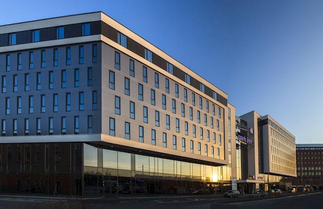 Hotell - Oslo - Park Inn by Radisson Hotel Oslo Alna