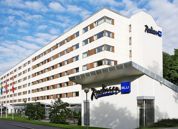 Hotell - Oslo - Radisson Blu Park Hotel, Oslo