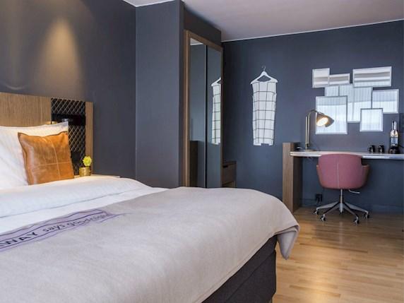 Hotell - Oslo - Radisson Blu Scandinavia Hotel Oslo