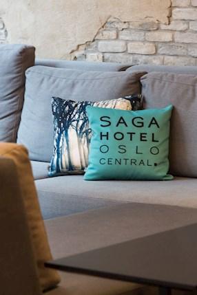Hotell - Oslo - Saga Hotel Oslo Central