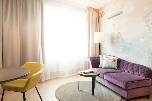 Hotell - Oslo - Scandic Byporten