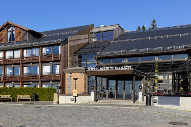Hotell - Oslo - Scandic Holmenkollen Park