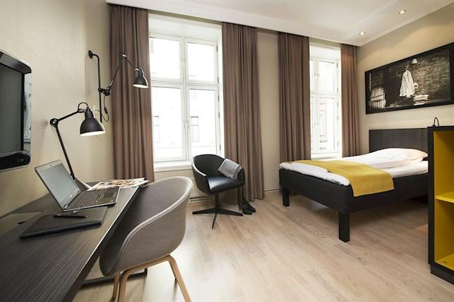 Hotell - Oslo - Scandic Oslo City