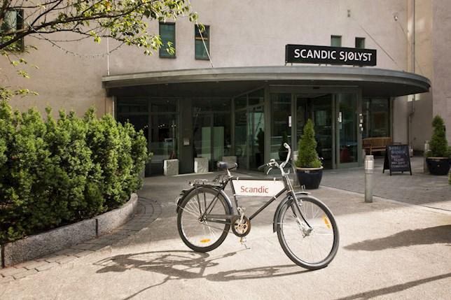 Hotell - Oslo - Scandic Sjølyst