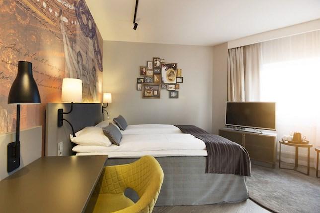 Hotell - Oslo - Scandic St. Olavs Plass