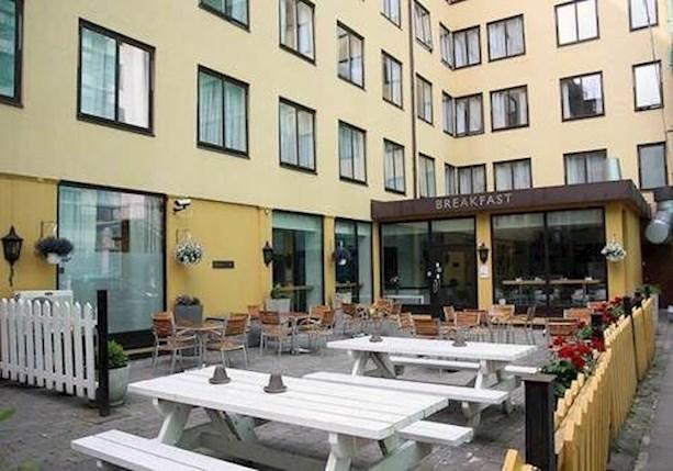 Hotell - Oslo - Thon Hotel Astoria