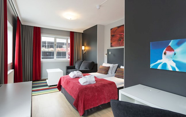 Hotell - Oslo - Thon Hotel Europa
