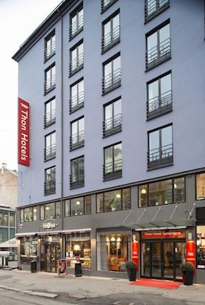 Hotell - Oslo - Thon Hotel Gyldenløve