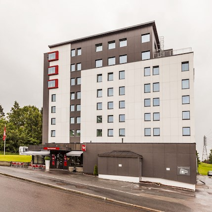 Hotell - Oslo - Thon Hotel Linne Oslo