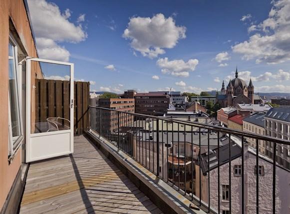 Hotell - Oslo - Thon Hotel Munch