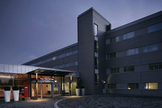 Hotell - Oslo - Thon Hotel Oslo Airport