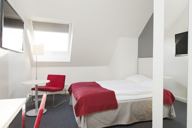 Hotell - Oslo - Thon Hotel Spectrum