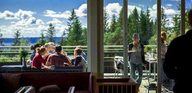 Hotell - Oslo - Voksenåsen Kultur- og Konferansehotell