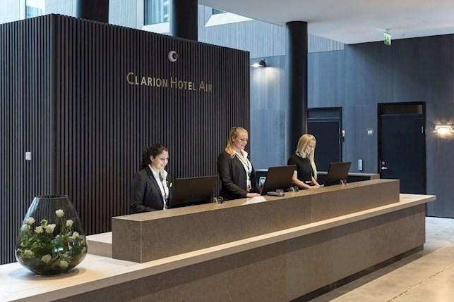 Hotell - Stavanger - Clarion Hotel Air