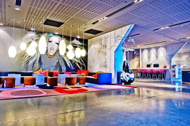 Hotell - Stavanger - Comfort Hotel Square