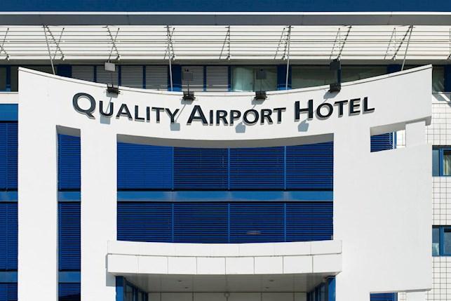 Hotell - Stavanger - Quality Hotel Stavanger Airport