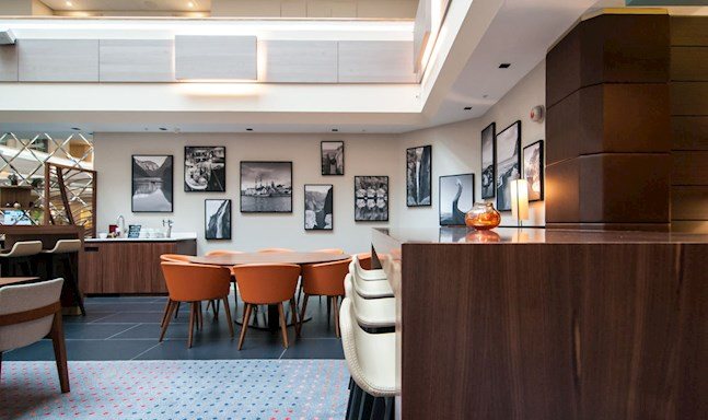 Hotell - Stavanger - Radisson Blu Royal Hotel Stavanger