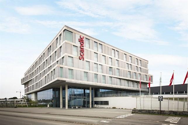 Hotell - Stavanger - Scandic Stavanger Airport