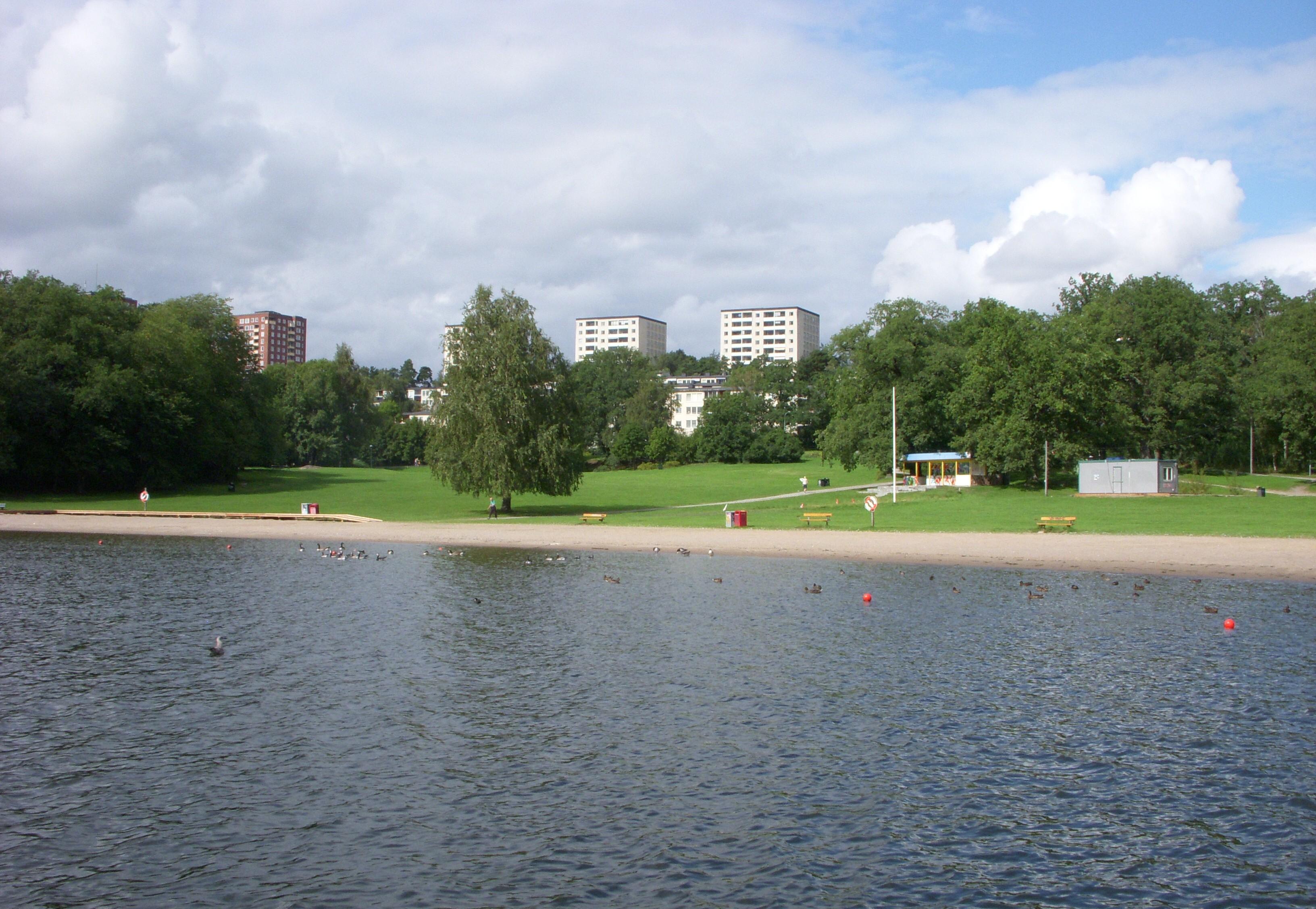 Nordiskt centrum pa hasselby slott hotat