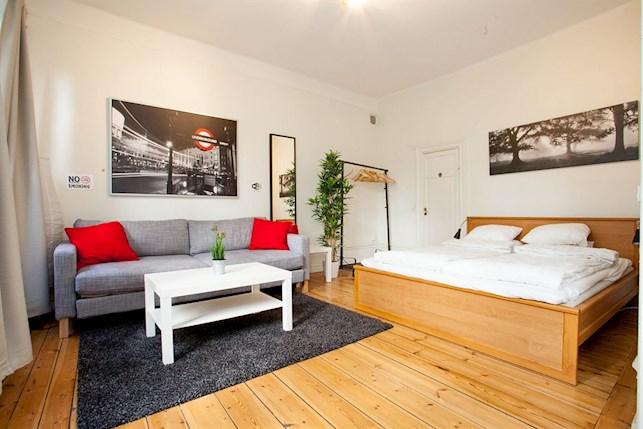 Hotell - Stockholm - ApartDirect Sveavägen