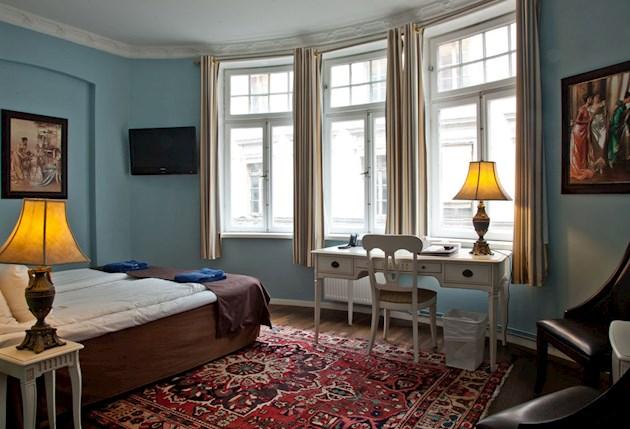 Hotell - Stockholm - Best Western Hotel Bentleys