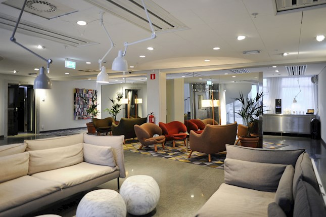 Hotell - Stockholm - Best Western Plus Sthlm Bromma