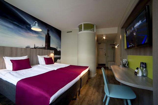 Hotell - Stockholm - Central Hotel Stockholm
