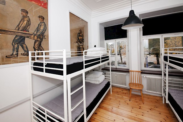 Hotell - Stockholm - City Backpackers