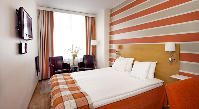 Hotell - Stockholm - Clarion Collection Hotel Wellington
