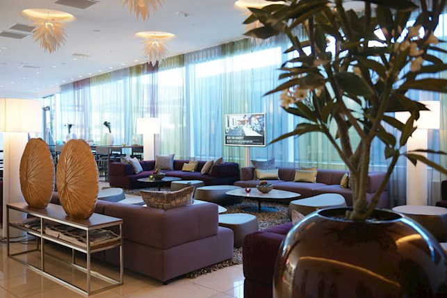 Hotell - Stockholm - Clarion Hotel Arlanda Airport
