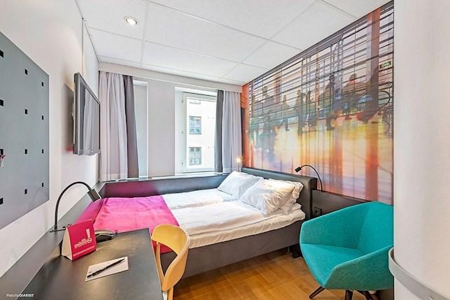 Hotell - Stockholm - Comfort Hotel Stockholm