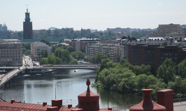 Hotell - Stockholm - Crafoord Place Hostel
