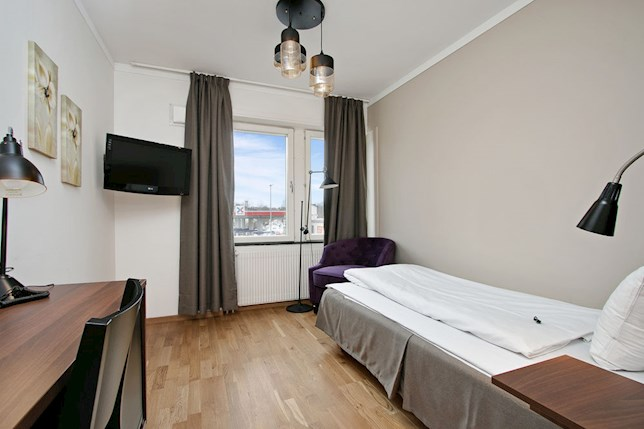 Hotell - Stockholm - First Hotel Brommaplan
