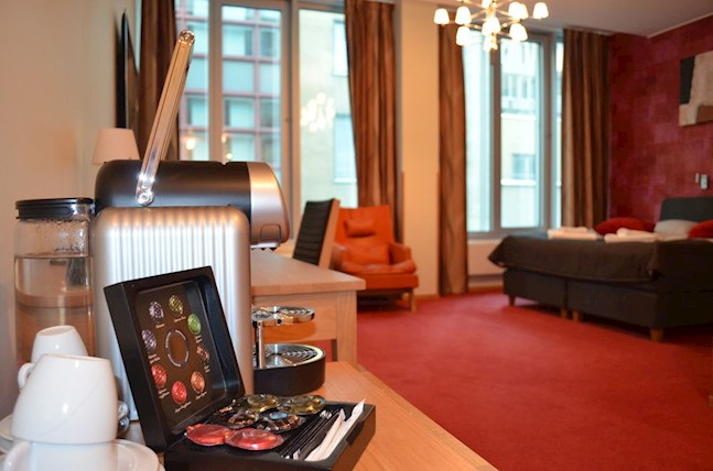 Hotell - Stockholm - First Hotel Kungsbron