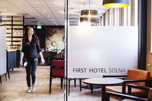 Hotell - Stockholm - First Hotel Solna