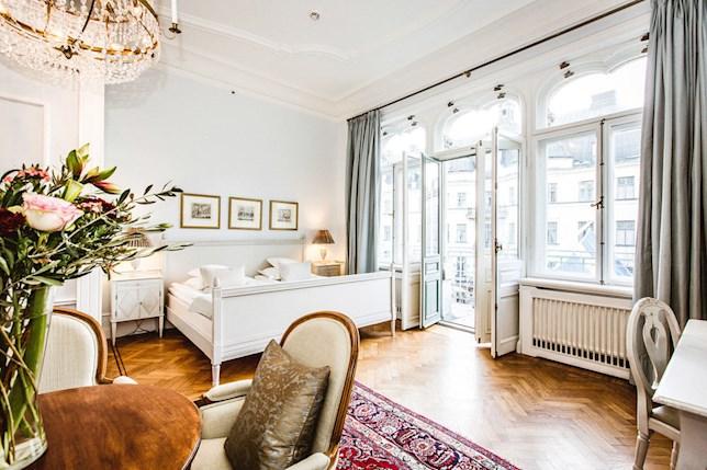 Hotell - Stockholm - Hotel Drottning Kristina Stureplan
