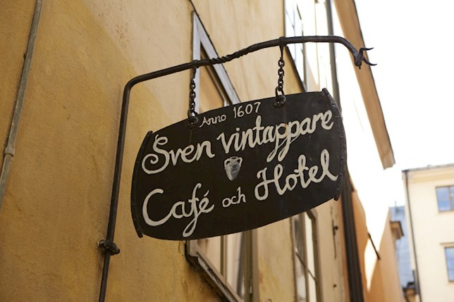 Hotell - Stockholm - Hotel Sven Vintappare