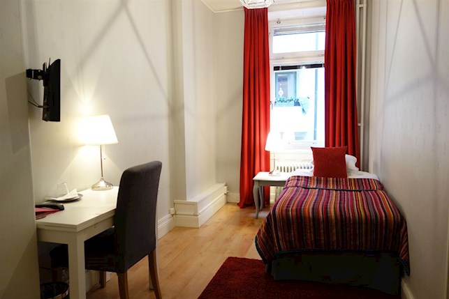 Hotell - Stockholm - Hotell Hornsgatan